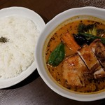 sapporosu-pukare-semmontenesupa-itou - エスパーパリチキ(1100円)