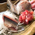 いとう漁協直営 漁師めしや 波魚波 -