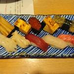 富寿し - 寿司盛