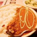 PIMA - 料理写真:ランチカレーライス(キーマ)