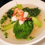 サイゴン・レストラン - 海鮮フォー:お野菜もたっぷり入っています