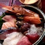 我しゃまんま - 料理写真:海鮮丼