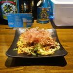 沖縄ごはん くくるやー - 島豆腐のチャンプルー