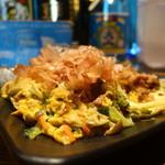 沖縄ごはん くくるやー - 島豆腐のチャンプルーアップ