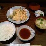 天仲 - 料理写真:天ぷらのB定食