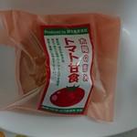 銚子電鉄 - 料理写真:トマト甘食¥149+税