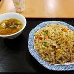 華満楼 - 料理写真:五目炒飯 562円