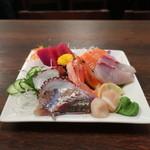 日本料理 はら田 - 刺身盛合せ