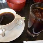 カレーショップ ラホール - '18/12/09 食後のコーヒー