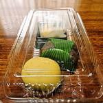 茶遊菓楽 諏訪園 - 料理写真: