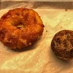 MORETHAN BAKERY - ベーグル・チーズ、ブリオッシュ・マロン