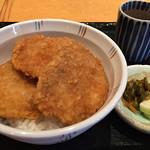98163374 - タレかつ丼