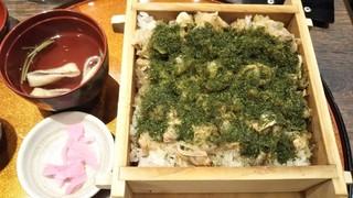 門前茶屋 成る口 - 深川飯1,100円