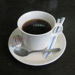 カフェかみきた - アメリカンコーヒーです。