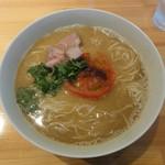 らぁ麺屋 はりねずみ - 料理写真:MISOらぁ麺(細麺)
