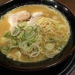 麺や極 - カレ〜とんこつ