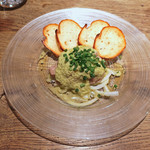 Trattoria THE CODE - 美味!! 洋風ネギトロ