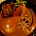 98174556 - トロトロ角煮カレー 1,100円
