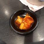 東麺房 - カクテキ
