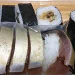 榮寿司 - 美味しかったですm(_ _)mごちそうさまでした