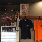 六九麺 - 店内‼︎