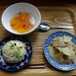 あきゅらいず 森の食堂 - 料理写真:薬膳のランチ