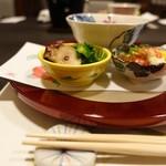 旬彩石川 - 料理写真:腹減りました