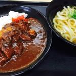 カツ丼大将 - 料理写真:カツカレーセット