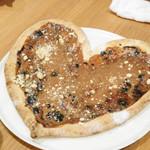 ピッツェリア・アル・カミーノ - チョコレートピザ