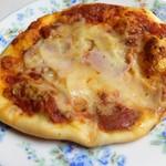 ラ パレット - ピザ風パン