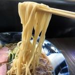 中華そば 上々 - 麺!