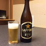 ホテル飛鳥 - 瓶ビール