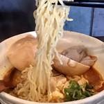 麺場 Voyage - 限定の「ふぐのニュータンタンメン」(1050円)
