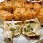 第7ギョーザの店 - ホワイト餃子