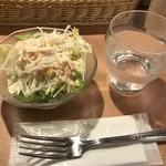 シャングリーラ - ランチのサラダ