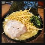 極味家 - ねぎ醤油らーめん 650円