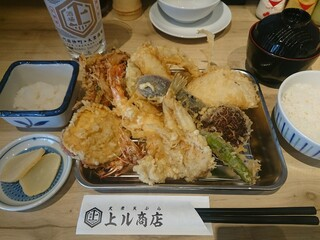 天ぷら酒場 上ル商店 門前仲町本店