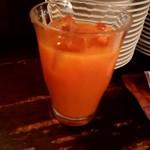 パスタピッコラ - ブラッドオレンジ♪