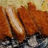 堂島かつの - 料理写真:『ロースカツ定食』(税込み800円)『ロースカツ定食』(税込み800円) 肉のサイズは、縦7cm×横14cm×厚さ0.8cmほど。