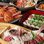 いっしん太助 - 夜は予約制の海鮮フルコース、お一人様ご予算2,000円~(6名様の場合)