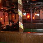 Cafe de Muche カフェ ド ムッシュ - ディナータイムの店内