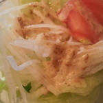 Cafe FUZIMI - サラダ