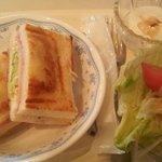 Cafe FUZIMI - モーニングセットB