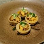 カモメヤ - プレミアムランニング煮卵のうにのせ