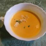 ブルーテ - 人参のスープ