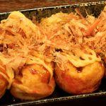 たこ焼き萬屋 - 料理写真: