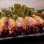 鴨カツ(自家製ポン酢/名古屋味噌) 各種