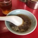 jr. 菜苑 - スープ