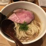 中華蕎麦 蘭鋳 - 「中華そば」800円