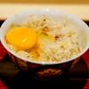 銀座 しのはら - 料理写真:卵かけご飯